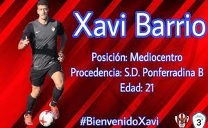 Xavi Barrio, nuevo fichaje del Atlético Bembibre