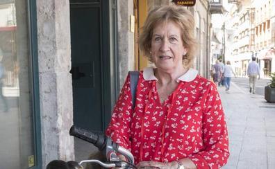 Hortensia, abuela de acogida