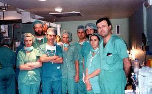 La Paz trata el cáncer de mama con crioablación por primera vez en España