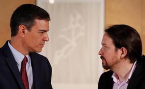 La Moncloa recrudece las hostilidades entre Sánchez e Iglesias