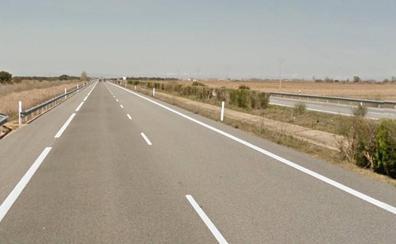 Cs alerta del riesgo que suponen los árboles de las medianas de la A-6 a su paso por Castilla y León