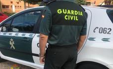 Detenido un leonés por atacar a la Guardia Civil tras mediar en la discusión con su pareja
