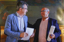 Última sesión de mandato en la Diputación de León