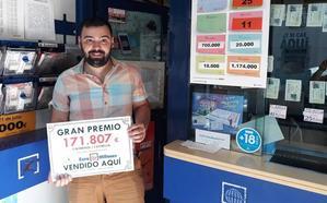 La fortuna sonríe a un vecino de Trobajo del Camino: el Euromillón deja un premio de 172.000 euros