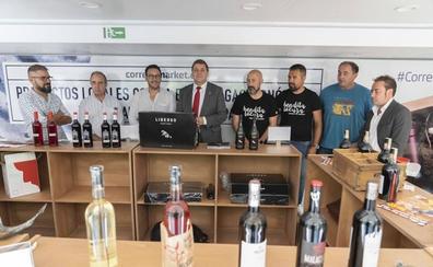 Correos Market busca posicionar en la red a los productores locales de León bajo su sello de calidad