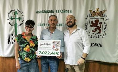 'León Te Corta 2019' recauda más de 7.000 euros destinados a la lucha contra el cáncer