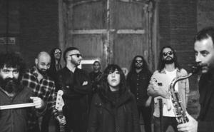 El espíritu 'big band' de 'The Agapornis' llega a los conciertos del Musac