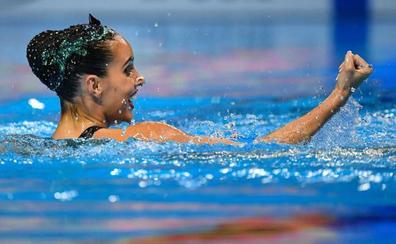 Ona Carbonell agranda su leyenda con una plata en el solo libre