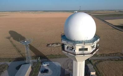 Un radar con una capacidad de 215 millas náuticas vigilará el espacio aéreo de la provincia de León