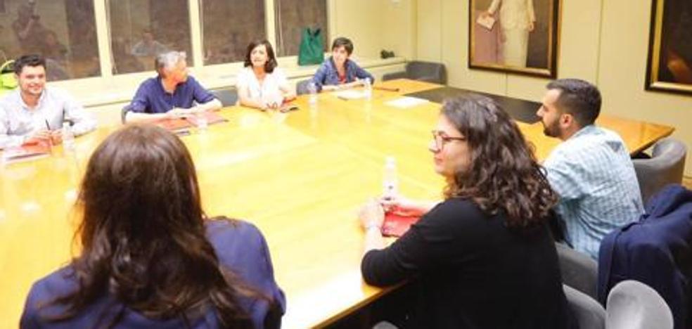Sin acuerdo en La Rioja: PSOE y Podemos se emplazan a otra reunión