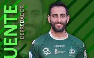 El Atlético Astorga renueva a su 'depredador'