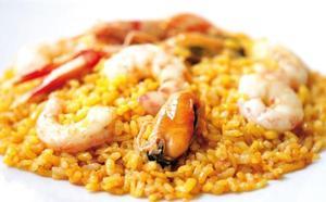 El restaurante de El Corte Inglés acoge hasta el día 28 sus tradicionales 'Jornadas de los Arroces'
