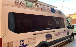 Valencia de Don Juan conecta con un microbus el Polideportivo con el centro de la localidad