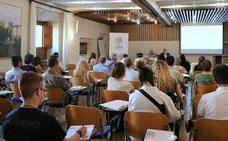 José Antonio Pascual participó en la II edición del curso sobre lengua leonesa