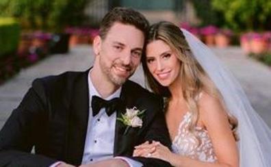 Pau y Cat se casan de nuevo en España