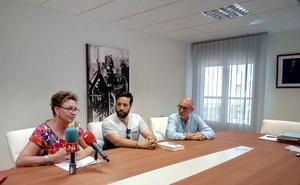 Alumnos de la Universidad Miguel Hernández colaboran este verano con el albergue de peregrinos de Villadangos del Páramo