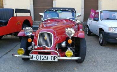 Los vehículos clásicos tienen una cita en el I Festival 'Born Free' de Robledo de la Valdoncina