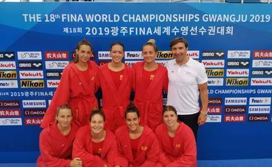 España cae derrotada ante EE UU en la final de waterpolo playa