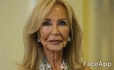 Así envejecerían los famosos leoneses con FaceApp