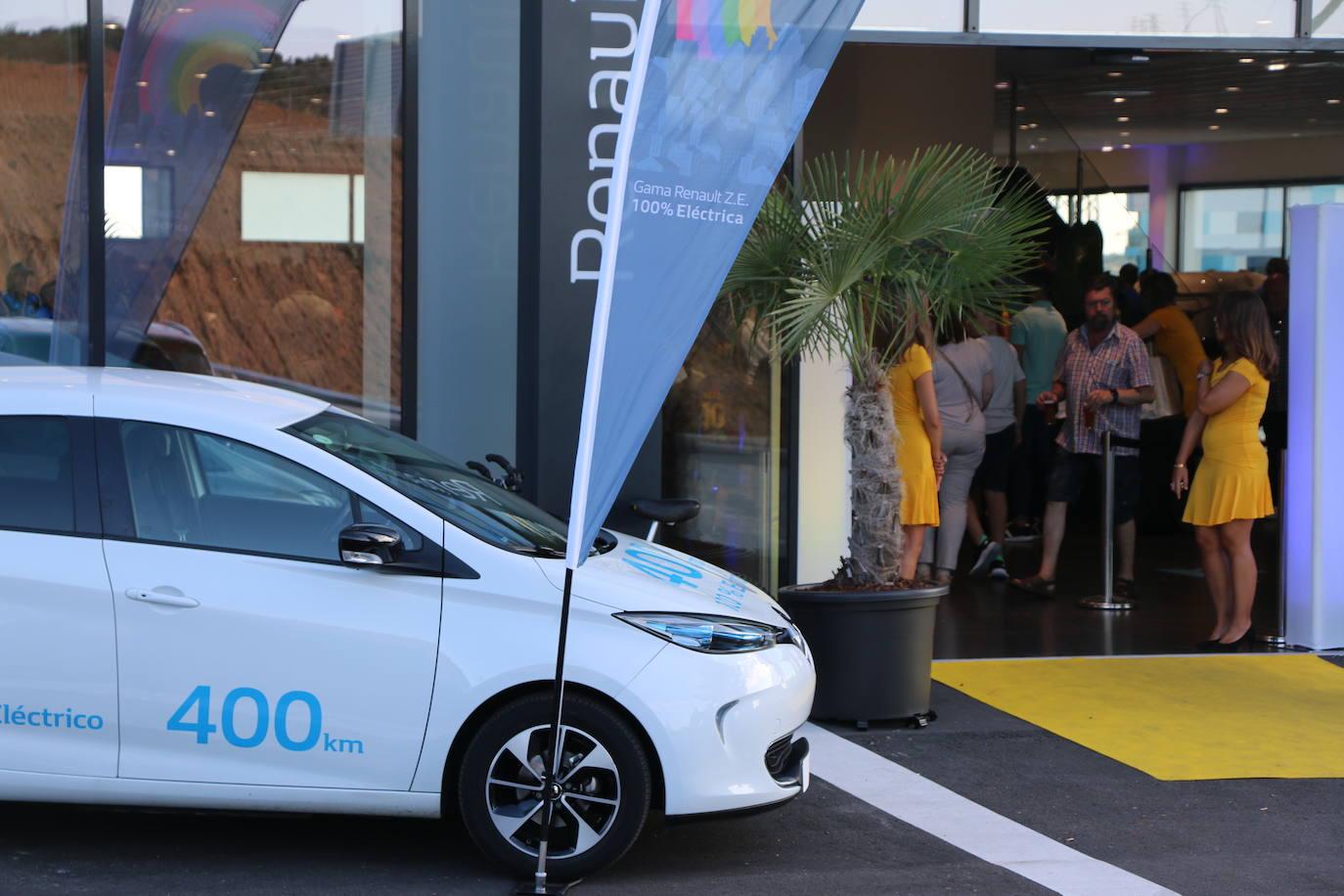 Nuevas instalaciones de Renault Leomovil
