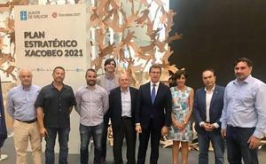 El Ayuntamiento de Ponferrada asiste a la presentación del Plan Estratéxico Xacobeo 2021