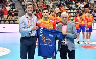 Gonzalo Pérez guía a España ante Túnez y se proclama MVP