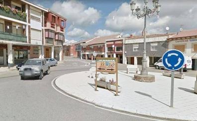Cortes en la carretera de Almanza para llevar a cabo tareas de reasfaltado e impresión