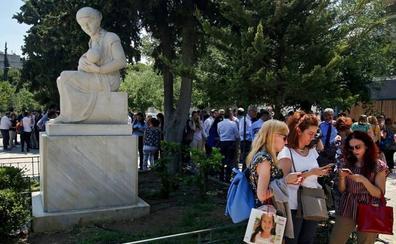 Un terremoto de magnitud 5,1 sacude Atenas y deja una turista herida leve