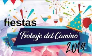 Trobajo del Camino se viste de gala para honrar a Santiago Apóstol