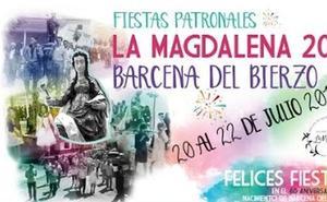 Bárcena del Bierzo celebra sus fiestas patronales cuando se cumplen 60 años del nacimiento del pueblo