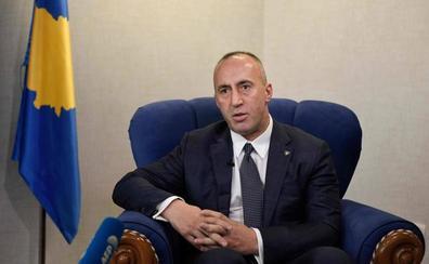 Dimite el primer ministro de Kosovo tras ser citado a declarar por crímenes de guerra