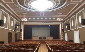 El Teatro Nuevo Recreo Industrial se beneficiará de quinientas butacas donadas por el Teatro La Latina