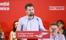 Tudanca: «La primera medida contra la despoblación de PP y Cs es empadronar a Maroto»