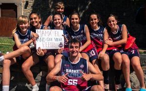Éxito en el primer turno del Campus Baskett Experience