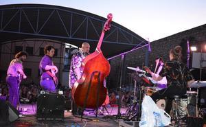 El Festival de Jazz se clausura en León a gope de 'blues'
