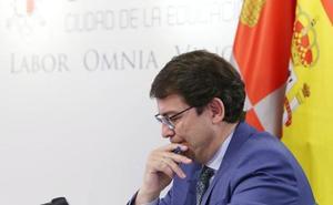Mañueco compara a Maroto con Unamuno para defender su elección como senador