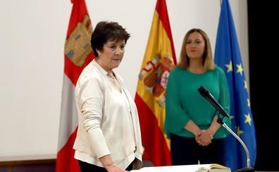 Mercedes Martín tilda de «absoluto drama» la muerte de tres jóvenes en el accidente de Galisancho