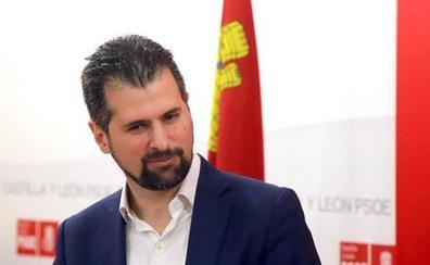 Tudanca confía en la responsabilidad de los partidos para que la investidura de Sánchez salga adelante