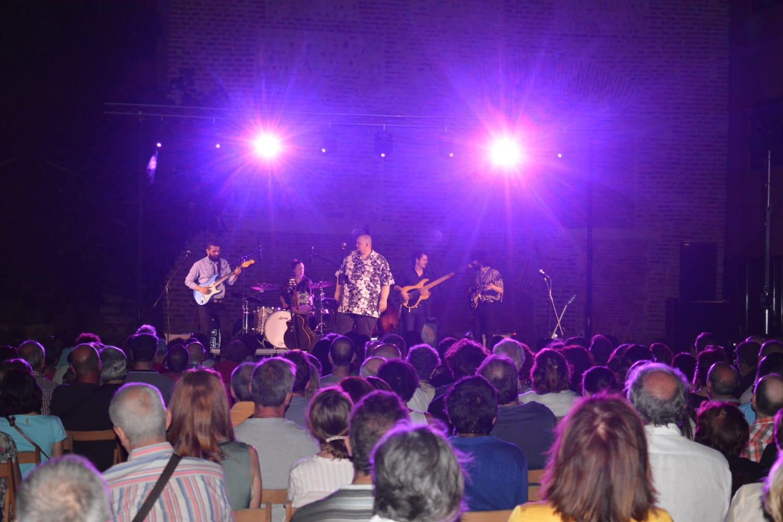 Clausura del Festival de Jazz de León