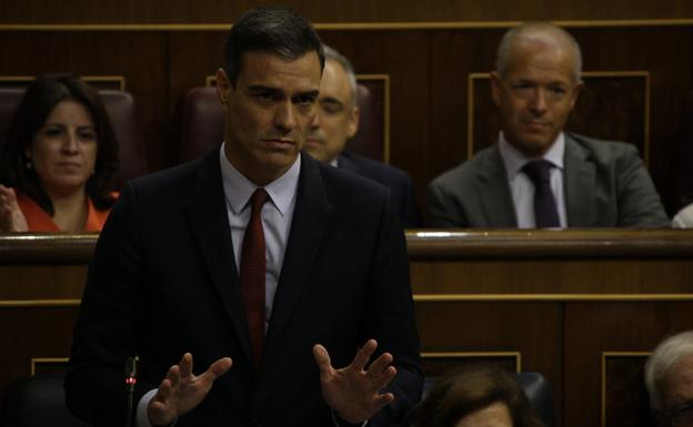 Pedro Sánchez. /Virginia Carrasco