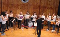 Violín y canto, nuevas especialidades de la Escuela Municipal de Música de Valencia de Don Juan