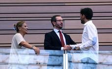 Javier Maroto asegura que Francisco Igea ha demostrado ser más responsable que todo el Grupo Socialista junto