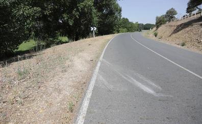 Sale de la UCI uno de los dos heridos en el accidente de Galisancho