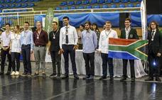 Pablo Mielgo logra la medalla de bronce en la Olimpiada Internacional de Biología