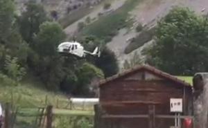El Greim rescata en Picos de Europa a un grupo de 25 scouts que se dirigía a Caín de Valdeón y se desorientaron por la tormenta