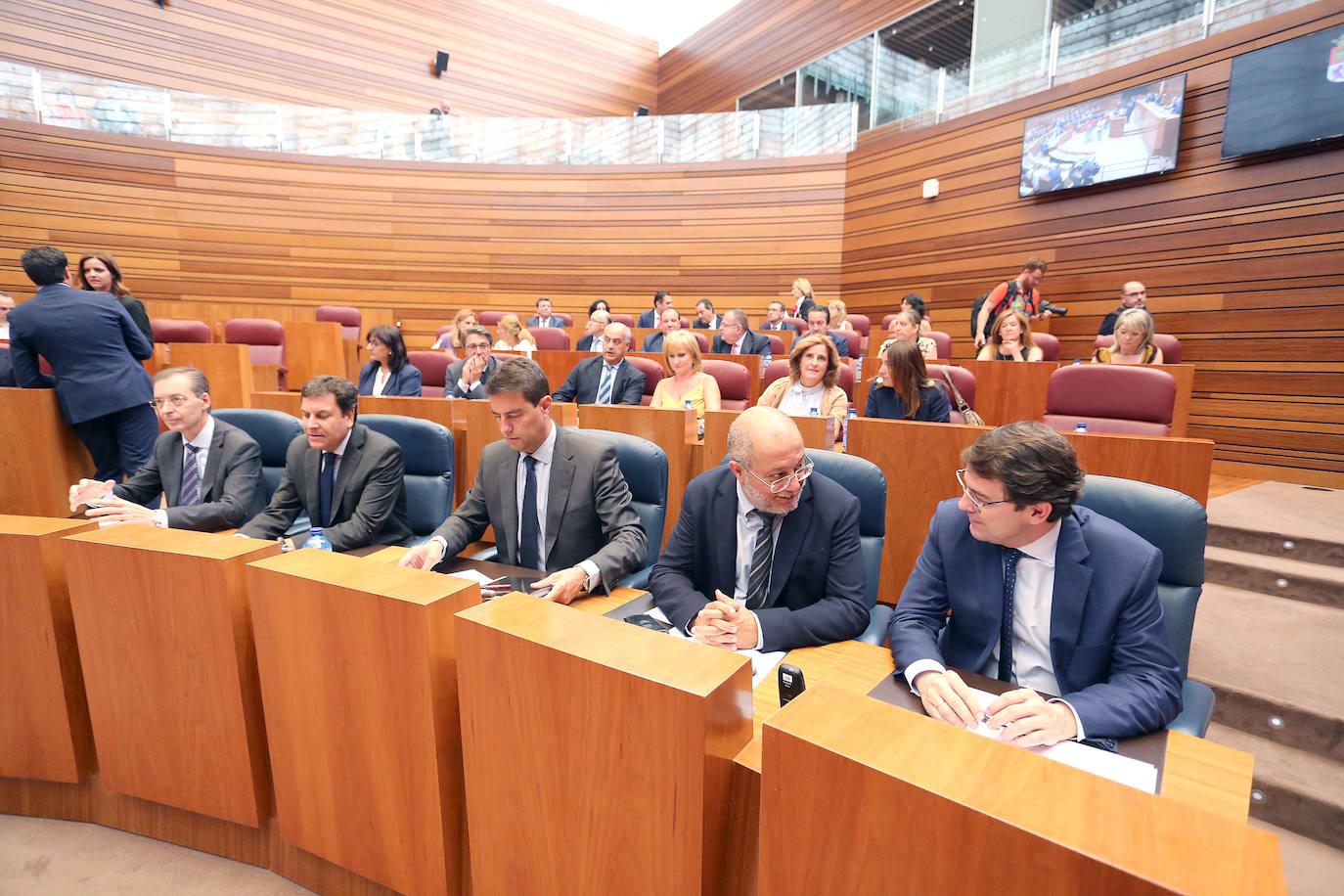 Pleno extraordinario de designación de los senadores autonómicos y los vocales de la Comisión Mixta