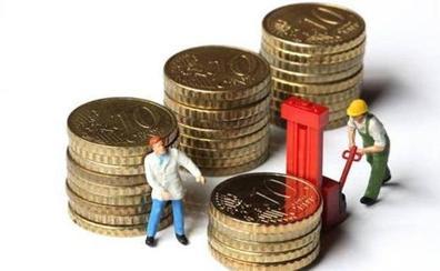 Los salarios de la comunidad se mantienen en el último año en 20.628 euros, por debajo de los 23.003 euros del país
