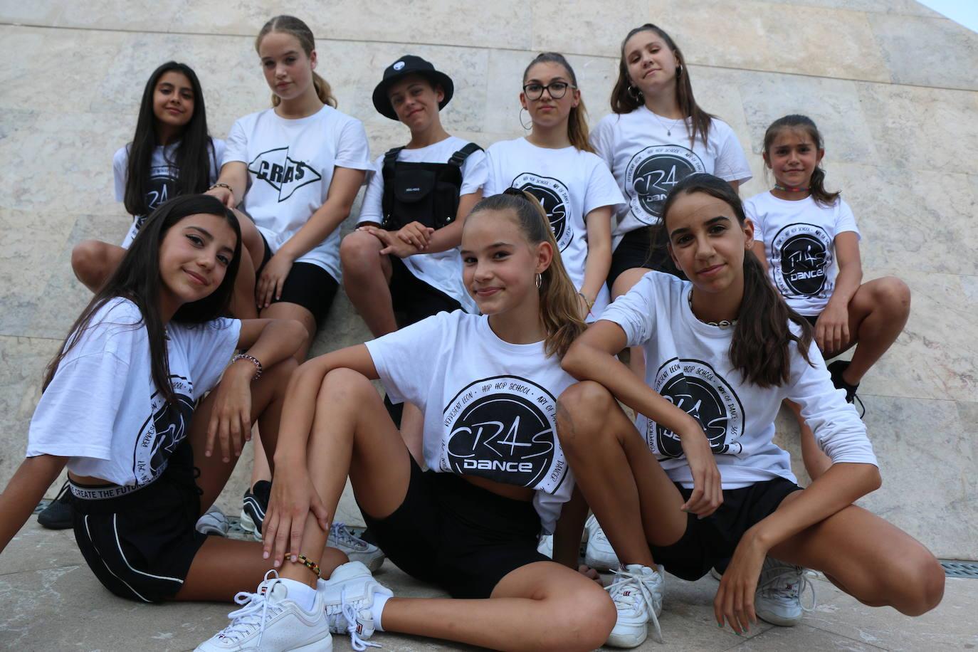 Escuela de danza Cras Dance
