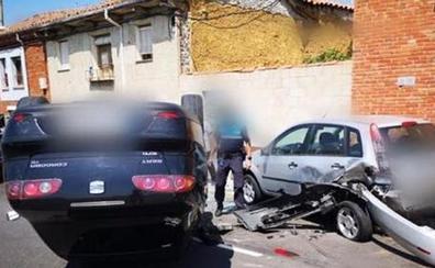 Detenido un varón por darse a la fuga tras provocar un accidente y su hermano por simular el delito