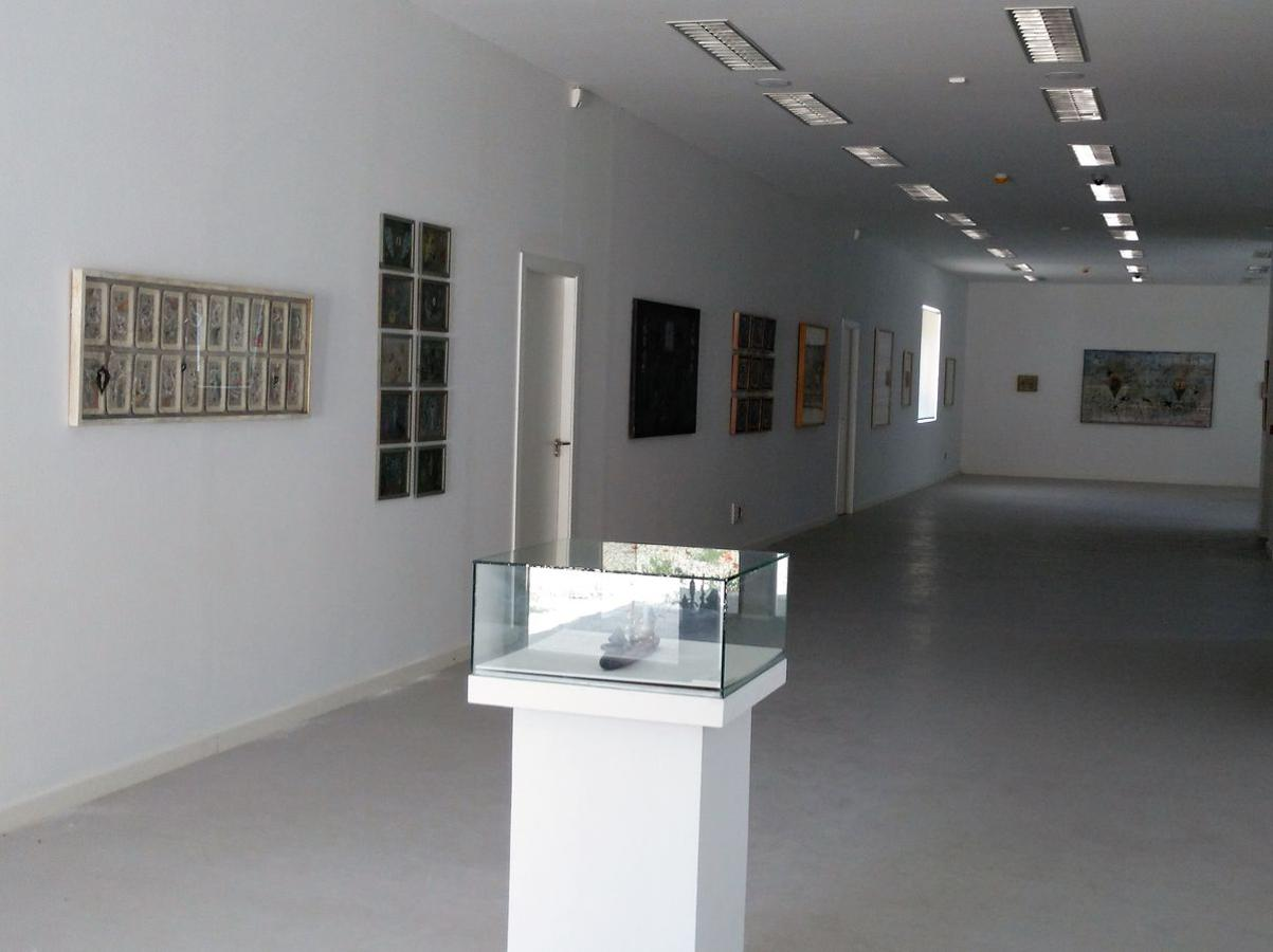 Obras de Teresa Gancedo